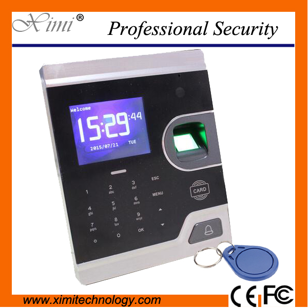 Free Shipping 13.56Mhz Card Time Attendance Free Software Tcp/Ip Linux System Biometric Fingerprint Access Controller k14 zk biometric fingerprint time attendance system with tcp ip rfid card fingerprint time recorder time clock free shipping