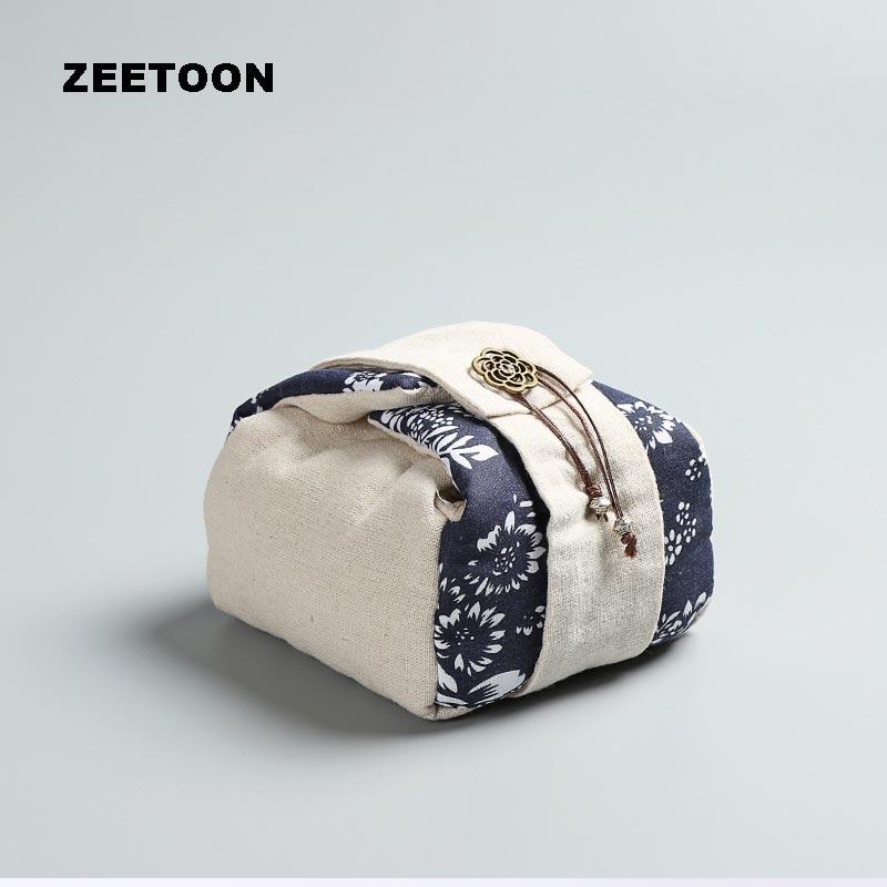 Pakiet japońskiej podróży Przenośna torba do przechowywania - Kuchnia, jadalnia i bar