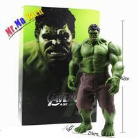 Hot Vendicatori Incredible Hulk Iron Man Hulk Buster Age Of Ultron Hulkbuster 42 Cm Pvc Giocattoli Action Figure Hulk Smash