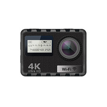 AT-N490 4K 24FPS 7G 170 Degree Wide Angle Ultra HD WiFi 2 Inch LCD Waterproof FPV Action Camera Cam