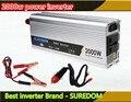 Frete grátis inversor 12 v 220 v 2000 w watt car power inverter porta usb modificado sine inversor 50 hz/60 hz inversor doxin