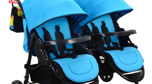 AIQI/AULON/babyfond  Baby stroller high landscape stroller universal cushion  4