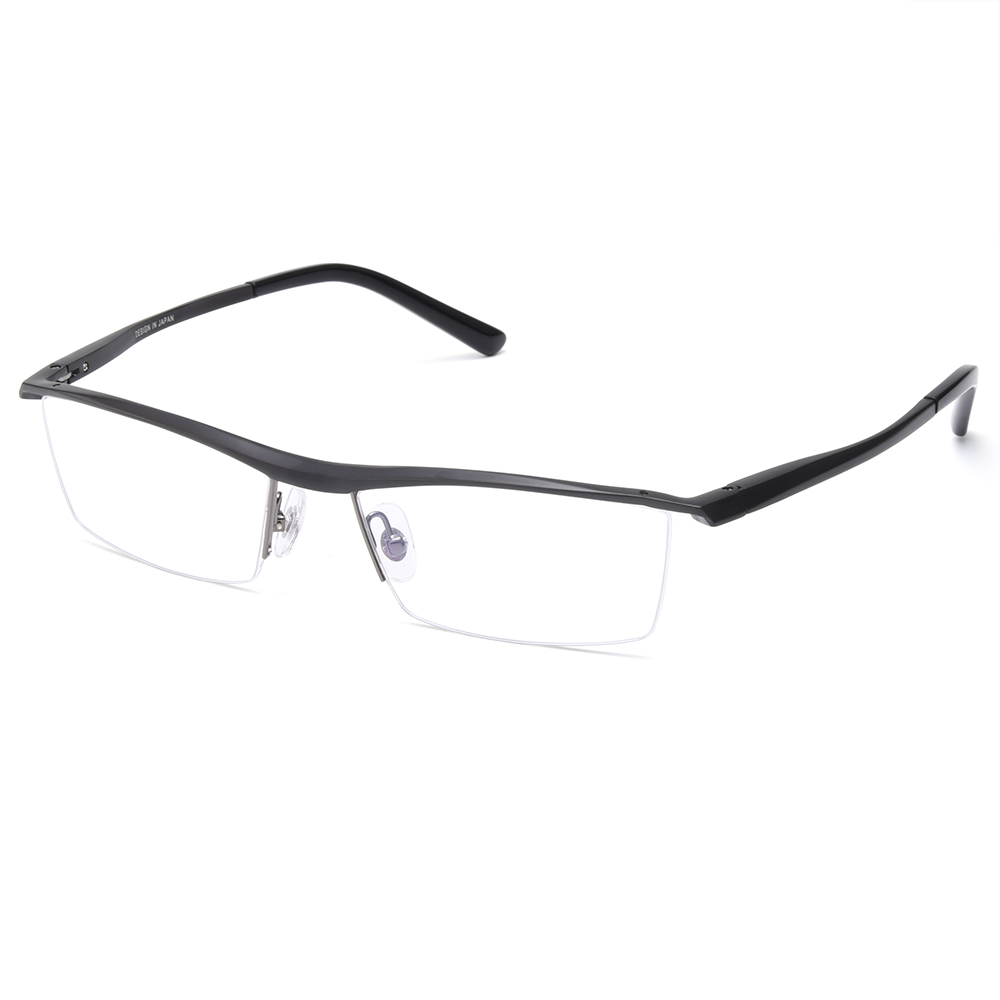 6aa6639141cc Brand Prescription Glasses Frames Aluminium Magnesium Alloy Frame Spectacle  Eyeglasses Myopia Glasses-in Eyewear Frames from Apparel Accessories on ...