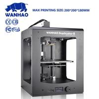2019 China Top verkauf 3D drucker Wanhao D6 PLUS 3d drucker Industrie Grade digitale DIY persönliche 3D Druck Maschine