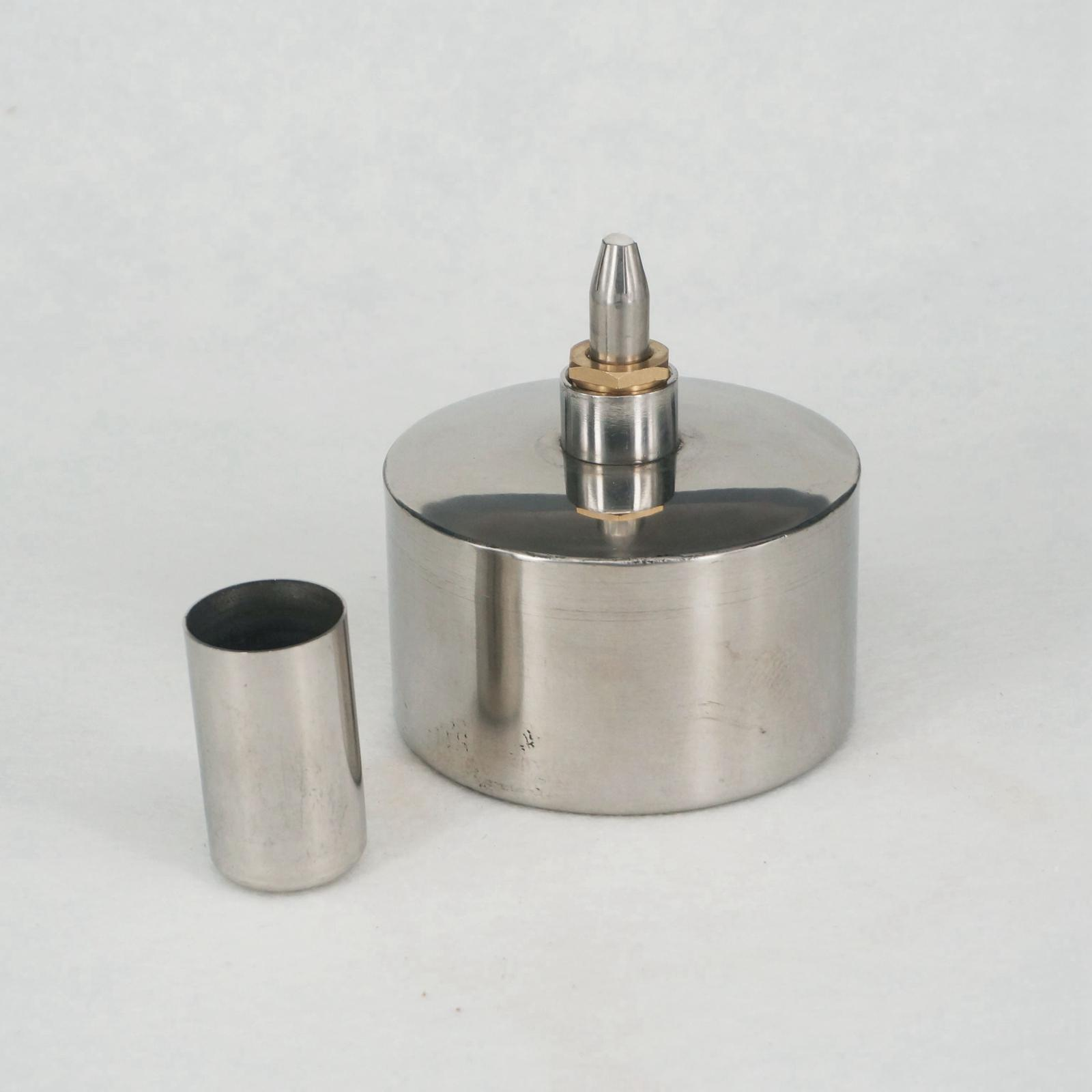 400ml 304 Stainless Steel Alcohol Burner Spirit Lamp Laboratory with wick for Dental Jeweller Cupping Acupuncture400ml 304 Stainless Steel Alcohol Burner Spirit Lamp Laboratory with wick for Dental Jeweller Cupping Acupuncture