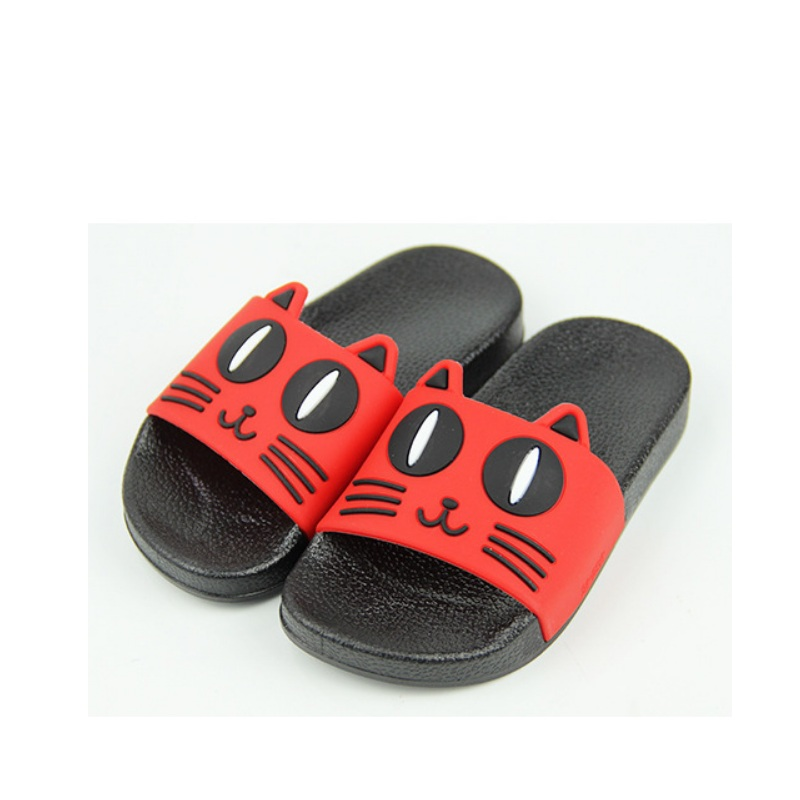 PVC Casual kids Sandals Summer Toddler Boys Beach Shoes Soft Breathable Cool Comfortable Children girl  boy Sandals Slippers