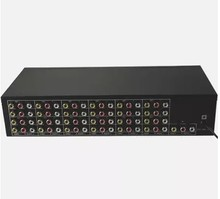 1 Input 24 Ch VIDEO AUDEO Output 24 video audio amp spliter RCA Connector AV Splitter for CCTV
