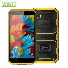 "Оригинальный Кен xin да проверки W9 4000 мАч смартфон 16 ГБ IP68 водонепроницаемый 6.0 ""Andriod 5.1 MTK6753 Octa Core оперативной памяти 2 ГБ сети 4 г"