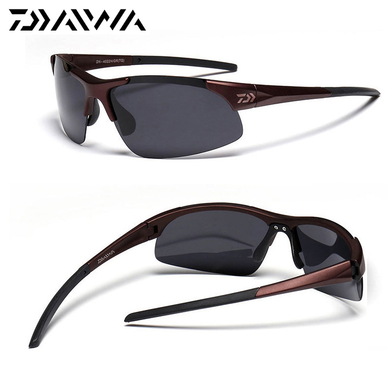 8b6161182fc7 Daiwa Men Outdoor Sport Fishing Sunglasses Women Fishing Glasses Cycling  Climbing Sun Glasses With Resin Lenses Polarized-in Fishing Eyewear from  Sports ...
