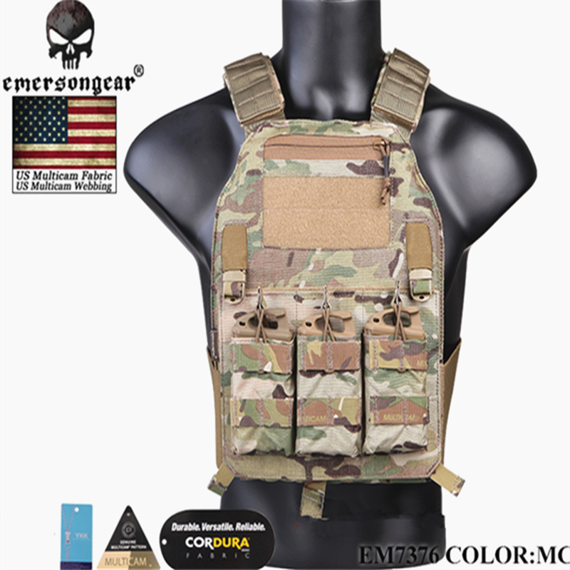 Emersongear 419 Tactical Military Molle Combat Assault 419 Plate Carrier Vest Tactical vest CS outdoor clothing Hunting 419 vest