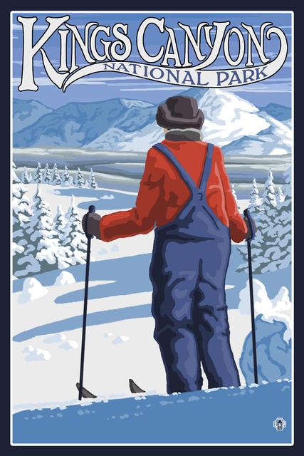 Denali National Park Sled Dog husky Retro Vintage Travel Kraft Poster Decorative DIY Wall Sticker Home Bar Posters Decoration