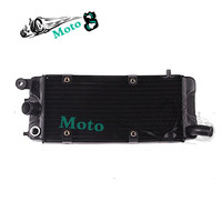 Motorcycle Grille Guard Cooler Cooling Radiator Motorbike For HONDA STEED400 600 1990 1991 1992 1993 1994