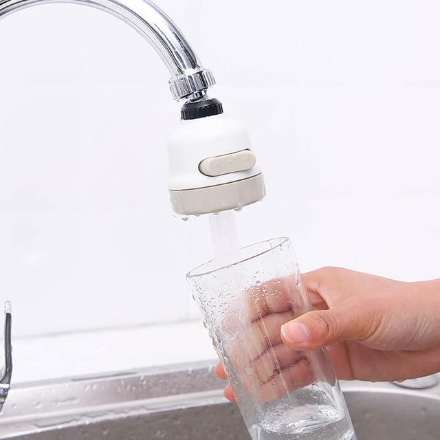 1pc plastic kitchen Faucet splash shower tap water filter nozzle ...