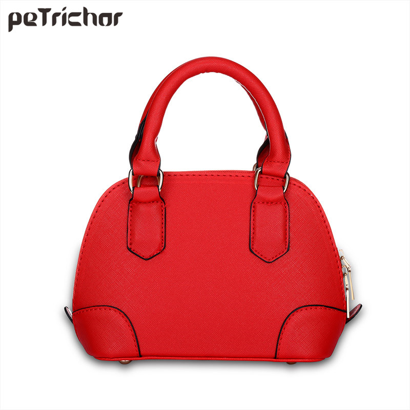 New Design Women Handbags PU Leather Zipper Female FashionTote Bags Shell Shoulder Bags Cell Phone Pocket High Quality jiasna new women european and american style high quality handbags soft pu shell zipper shoulder bags c c channel versatile