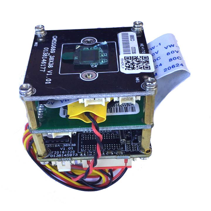 HD 4.0MP Low illumination CMOS CCTV IP Network Camera Module 4MP 2592*1520 OV4689 H.265 Support SD card