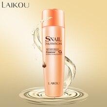 1pcs/lot LAIKOU Facial skin care face toner emulsion snail toner whitening moist anti wrinkle beauty cosmetic