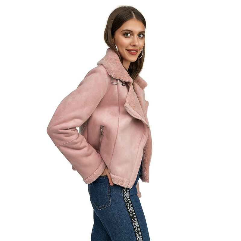Jackets befree 1831017106-92 coat jacket women clothes for female apparel TMallFS new fashion winter jacket women fur collar hooded jacket warm thick coat large size slim for women outwear parka women g2786