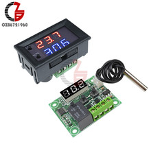 W1209 W1209WK LED Digitale ThermostatTempeature Controller Regulator 12V 110V 220V Thuis Incubator Auto Thermometer Weerstation(China)