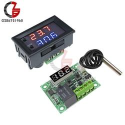 W1209 W1209WK LED Digital ThermostatTempeature Controller Regler 12V 110V 220V Hause Inkubator Auto Thermometer Wetter Station