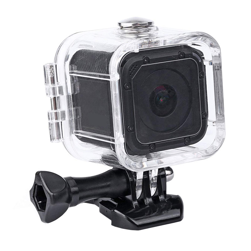 Image 5 - 45 Meter Underwater Waterproof Case for GoPro Hero 4 Session 5 Session Action Camera Diving Housing Mount for Go Pro Accessorie-in Sports Camcorder Cases from Consumer Electronics