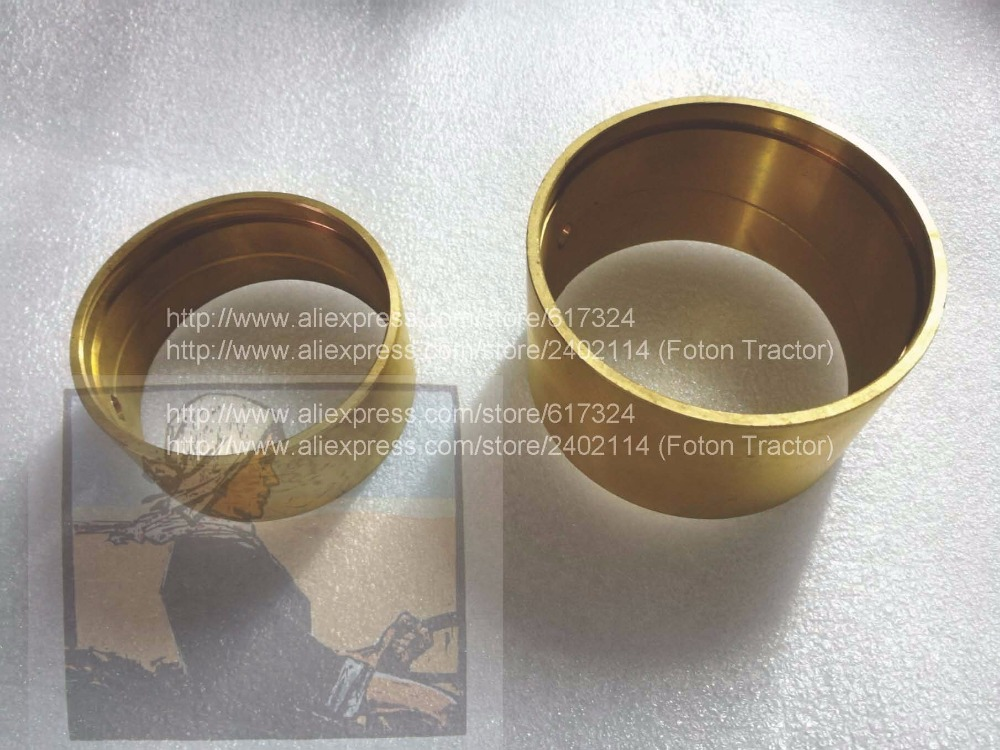 Shanghai SNH904 tractor parts, the set of bushing, part number: 51332173+51332174 jiangdong engine parts for tractor the set of fuel pump repair kit for engine jd495