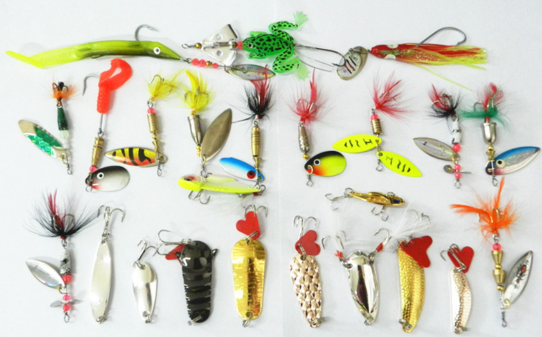 Fishing spoons for trout for Best bait for trout fishing