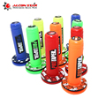 "5 Opción Del Color grip handle bar apretones de La Motocicleta Motocross DIRT PIT BIKE MOTOCROSS 7/8 ""MX Apretones de MANILLAR de GOMA de Doble Densidad"