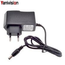 Квалифицированный AC 110-240V к DC 12V 1A CCTV адаптер питания, EU/US/UK/AU разъем для камеры видеонаблюдения/ip-камеры