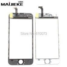 10 PCS MAIJIEKE Froid Presse 3 en 1 Pour iPhone 6 & 6 plus Digitizer avec Cadre Écran Tactile avec Lunette OCA L'assemblée remplacement