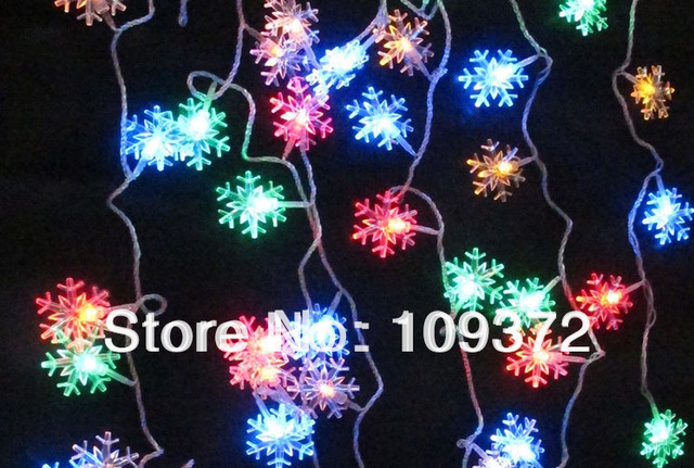 Wholesale christmas decoration light display led rope light wholesale christmas decoration light display led rope light snowflake with special effects 10pcs of 800mm aloadofball Images