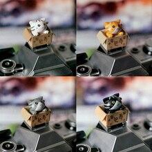 Gosear 3D Nette Cartoon Katze Form Heißer Schuh Blitzschuh Abdeckung für Nikon Canon Fujifilm Samsung Panasonic Leica Olympus