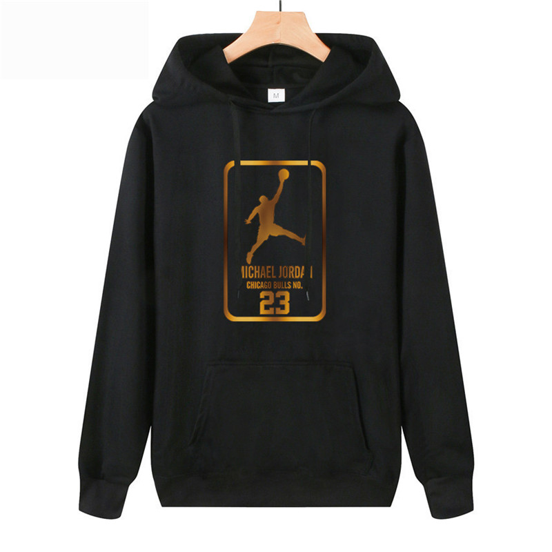 2019 Autumn New Arrival High 23 Printed Sportswear Men Sweatshirt Hip-Hop Male Thin section Hooded Hoodies Pullover Hoody