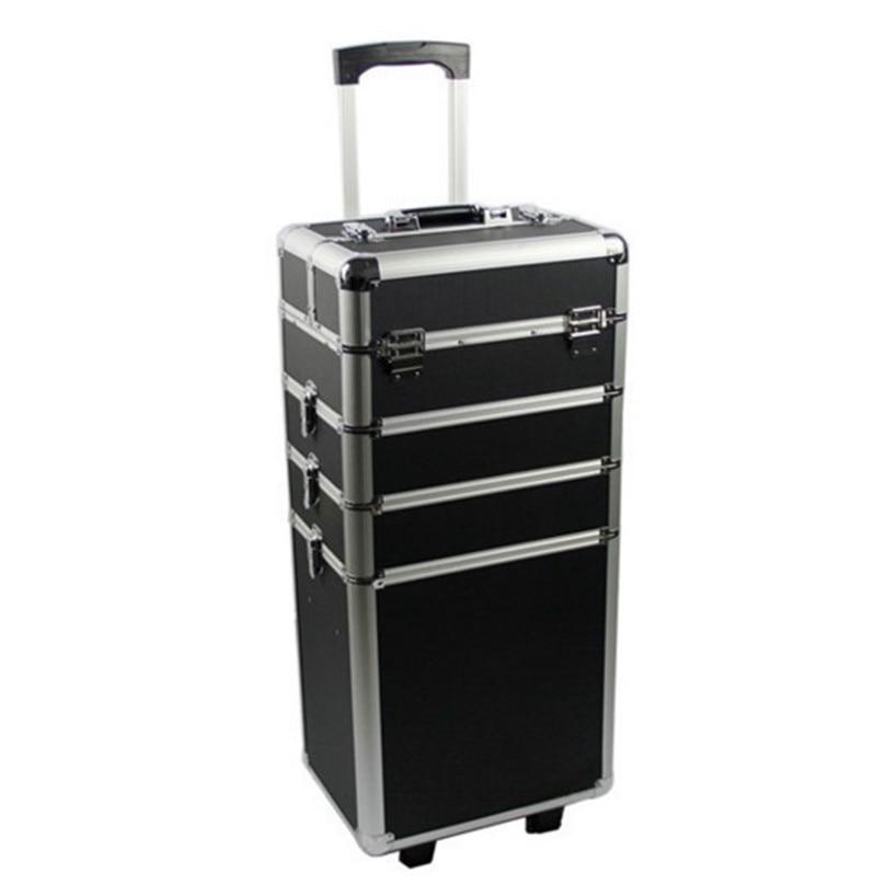 Бренд алюмінієва рама 4 в 1 візок - Сумки для багажу та подорожей - фото 2