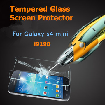 HOT 2016 NEW 0.3mm Tempered Glass For samsung galaxy s4 mini S3 S5 S6 NOTE 3 NOTE4 5 Screen Protector For<