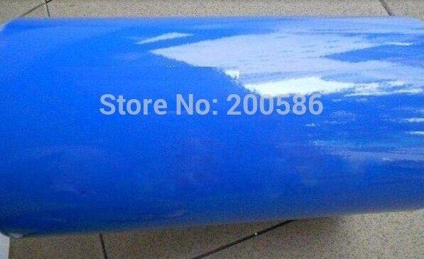 Глянцевая виниловая упаковка без воздушных пузырей Автомобильная наклейка цветная пленка Размер 1,52*30 м/рулон
