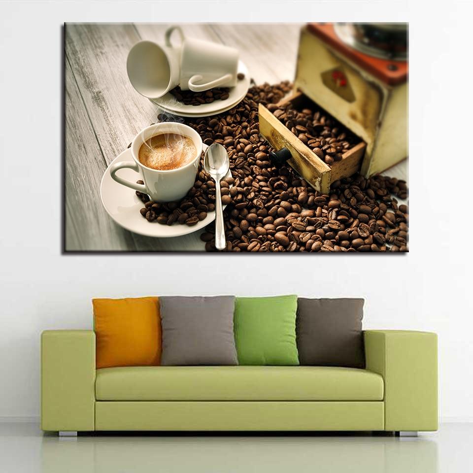 основные фигуры кофе распечатать фото под рамку на кухню увидеть