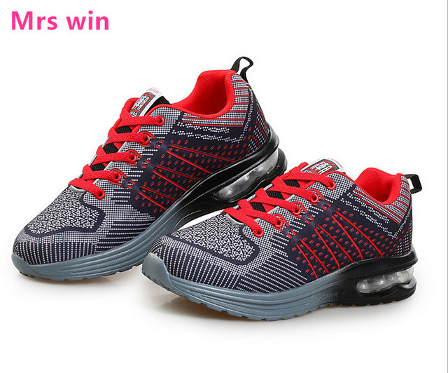 Spring comfortable Retro women running shoes sneakers Genuine air men sports shoes good quality outdoor walking shoes men