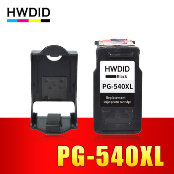 HWDID 540 xl PG540 Black Ink Cartridge Replacement for Canon 540 pg540 for Canon PIXMA MG3150 MG3250 MG4100 MG2150 MG4250 MG4150