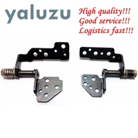 Yaluzu 1 par lcd dobradiças para lenovo ideapad u430 u430p u430t U430P-IFI U430P-IS series 14.0