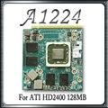 Original Para Imac 21.5 ''Cartão A1224 128 MB Placa Gráfica VGA, GPU, Placa de Vídeo