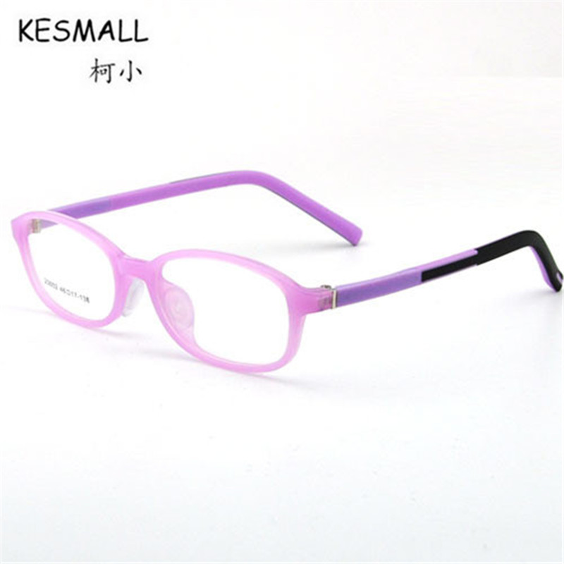 KESMALL Kids Prescription Diopter Glasses Boy Girl High Quality Eyeglasses Frame With My ...
