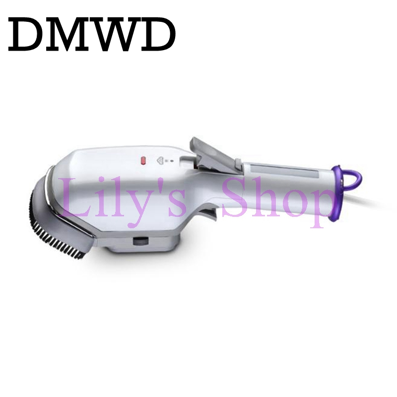 Portable 650W high power steam brush for clothes mini household Travel Iron Garment Steamer ironing machine 220V 110V EU US plug floral printed long sleeve tee