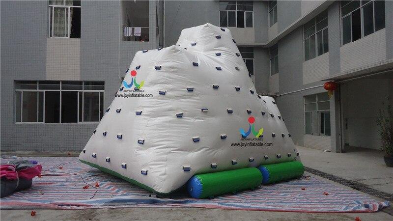 6X5X4.5 M Popüler Şişme Tırmanma Su Oyunu / Yetişkinler Için - Eğlence - Fotoğraf 3