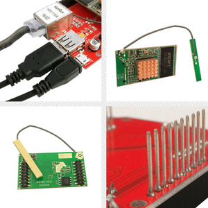 Image 2 - RT5350 Modulo Openwrt Router WiFi Senza Fili di Video Shield Scheda di Espansione Per Arduino Raspberry Pi