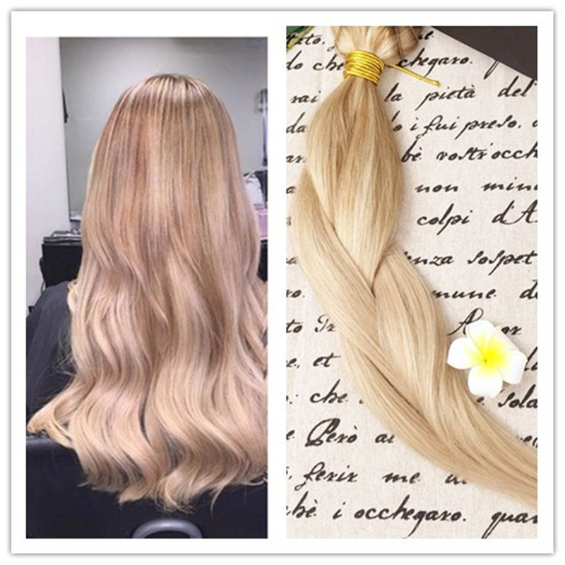 Full Shine 2016 New Fashion Trends Brazilian Human Hair Sew in Weave  stropze color Straight 100g Hair BundlesWeft Cabelo Online