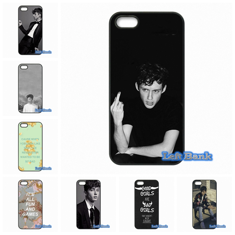 Troye Sivan Phone Cases Cover For Apple iPhone 4 4S 5 5C SE 6 6S 7 Plus 4.7 5.5 iPod Touch 4 5 6