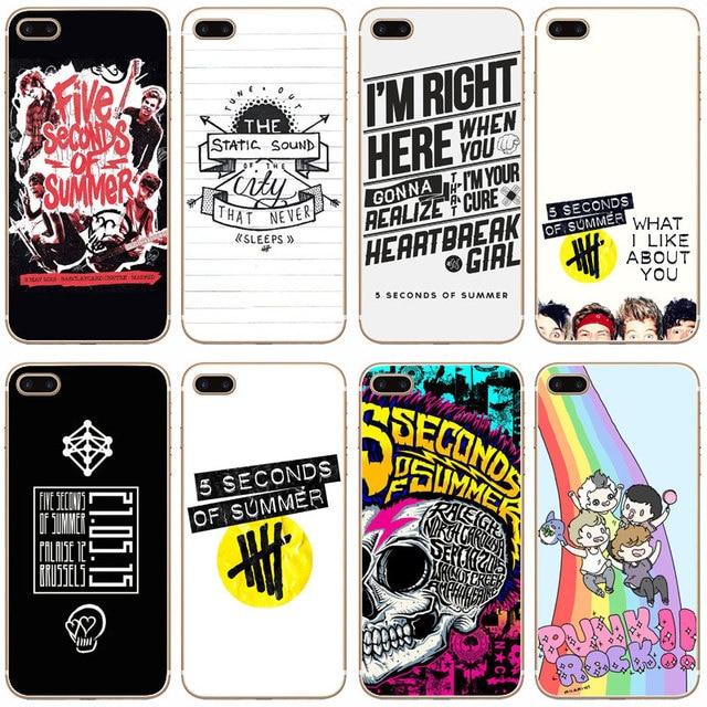 5sos iphone 7 plus case