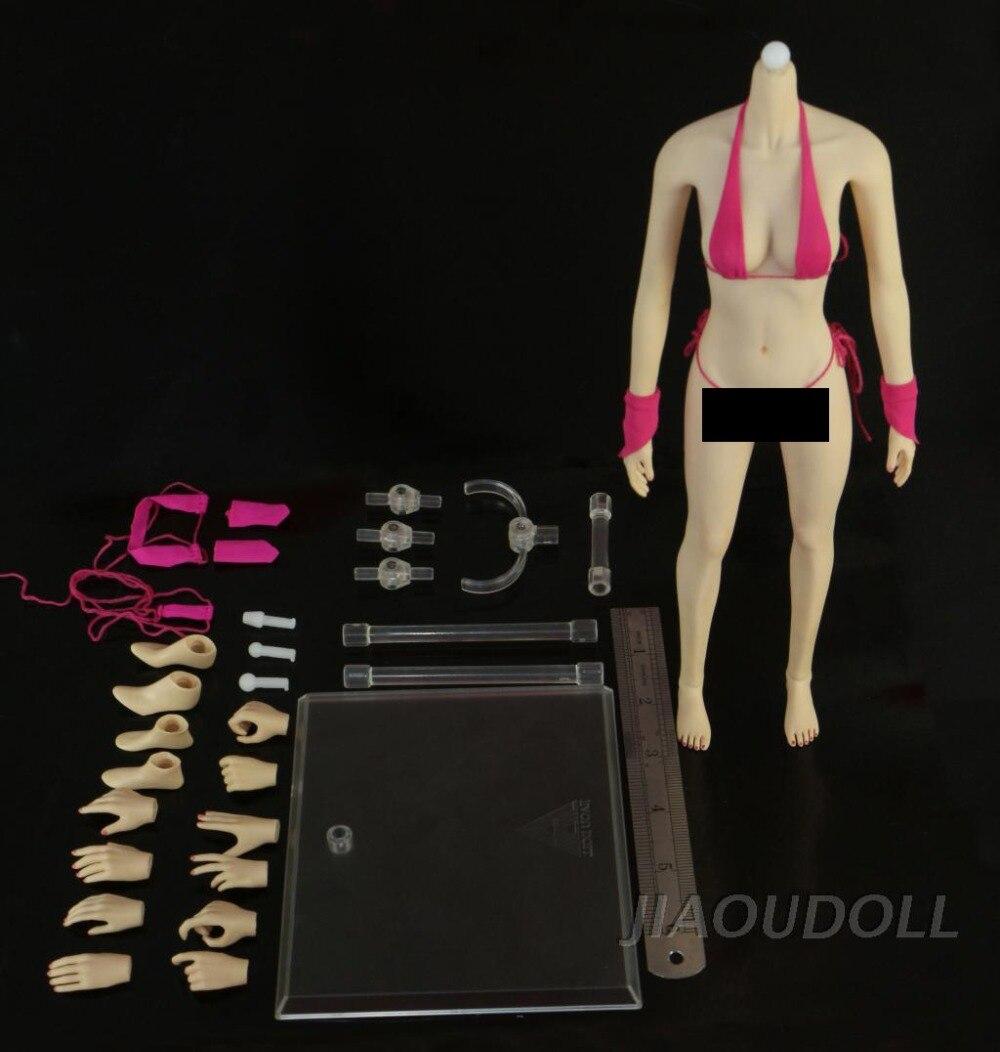 JIAOUDOLL JIAOU DOLL 3 0 JOQ 06C JOQ 07F 1 6 figure Female Seamless Body