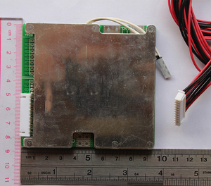 Image 3 - 14S 60A  version S LiFePO4  BMS/PCM/PCB battery protection board for 14 Packs 18650 Battery Cell w/ Balance w/Temp