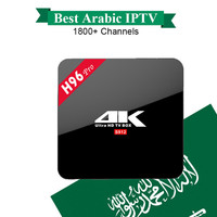 Royal IPTV H96 PRO S912 Android 6 0 TV Box Add Server LiveTV Iptv French Arabic
